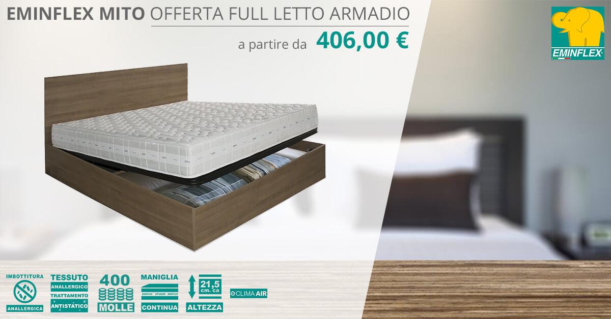 Letto Armadio Eminflex : Eminflex