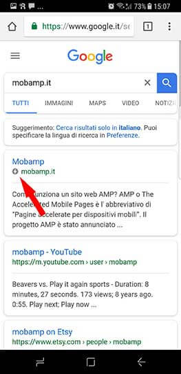 mobamp sito internet